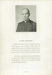 Page 12, 1950 Edition, Bishop Guilfoyle High School - Accolade Yearbook (Altoona, PA) online yearbook collection