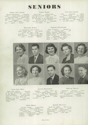 Page 16, 1950 Edition, Bishop Guilfoyle High School - Accolade Yearbook (Altoona, PA) online yearbook collection