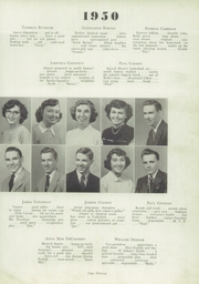 Page 17, 1950 Edition, Bishop Guilfoyle High School - Accolade Yearbook (Altoona, PA) online yearbook collection
