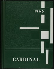 1966 Edition, Pine Grove High School - Cardinal Yearbook (Pine Grove, PA)