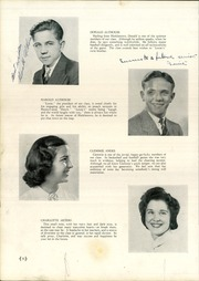 Page 12, 1940 Edition, Ephrata High School - Cloisterette Yearbook (Ephrata, PA) online yearbook collection