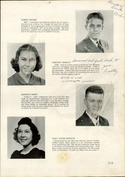 Page 13, 1940 Edition, Ephrata High School - Cloisterette Yearbook (Ephrata, PA) online yearbook collection