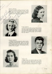Page 17, 1940 Edition, Ephrata High School - Cloisterette Yearbook (Ephrata, PA) online yearbook collection