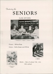 Page 13, 1947 Edition, Ephrata High School - Cloisterette Yearbook (Ephrata, PA) online yearbook collection