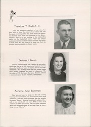 Page 15, 1947 Edition, Ephrata High School - Cloisterette Yearbook (Ephrata, PA) online yearbook collection