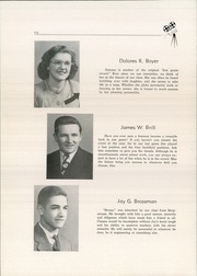 Page 16, 1947 Edition, Ephrata High School - Cloisterette Yearbook (Ephrata, PA) online yearbook collection