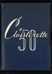 1950 Edition, Ephrata High School - Cloisterette Yearbook (Ephrata, PA)