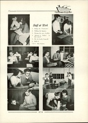 Page 13, 1950 Edition, Ephrata High School - Cloisterette Yearbook (Ephrata, PA) online yearbook collection