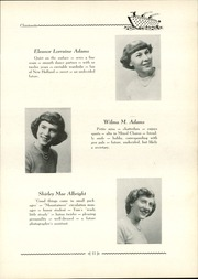 Page 15, 1950 Edition, Ephrata High School - Cloisterette Yearbook (Ephrata, PA) online yearbook collection