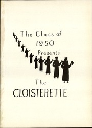 Page 5, 1950 Edition, Ephrata High School - Cloisterette Yearbook (Ephrata, PA) online yearbook collection