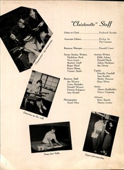 Page 13, 1951 Edition, Ephrata High School - Cloisterette Yearbook (Ephrata, PA) online yearbook collection