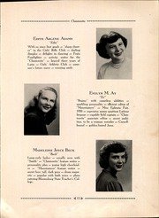 Page 17, 1951 Edition, Ephrata High School - Cloisterette Yearbook (Ephrata, PA) online yearbook collection