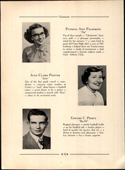 Page 36, 1951 Edition, Ephrata High School - Cloisterette Yearbook (Ephrata, PA) online yearbook collection