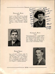 Page 39, 1951 Edition, Ephrata High School - Cloisterette Yearbook (Ephrata, PA) online yearbook collection