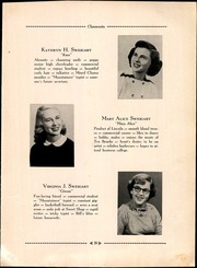 Page 43, 1951 Edition, Ephrata High School - Cloisterette Yearbook (Ephrata, PA) online yearbook collection