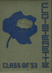 1953 Edition, Ephrata High School - Cloisterette Yearbook (Ephrata, PA)