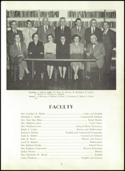 Page 13, 1955 Edition, Ephrata High School - Cloisterette Yearbook (Ephrata, PA) online yearbook collection