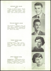 Page 17, 1955 Edition, Ephrata High School - Cloisterette Yearbook (Ephrata, PA) online yearbook collection