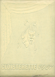 1957 Edition, Ephrata High School - Cloisterette Yearbook (Ephrata, PA)