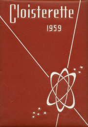 1959 Edition, Ephrata High School - Cloisterette Yearbook (Ephrata, PA)