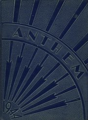 Page 1, 1944 Edition, Brentwood High School - Anthem Yearbook (Pittsburgh, PA) online yearbook collection