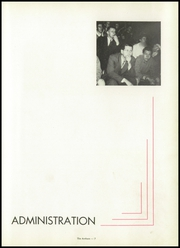 Page 11, 1944 Edition, Brentwood High School - Anthem Yearbook (Pittsburgh, PA) online yearbook collection