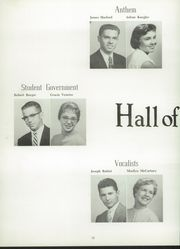 Page 16, 1958 Edition, Brentwood High School - Anthem Yearbook (Pittsburgh, PA) online yearbook collection