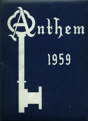 Page 1, 1959 Edition, Brentwood High School - Anthem Yearbook (Pittsburgh, PA) online yearbook collection