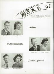 Page 14, 1959 Edition, Brentwood High School - Anthem Yearbook (Pittsburgh, PA) online yearbook collection