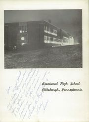 Page 3, 1959 Edition, Brentwood High School - Anthem Yearbook (Pittsburgh, PA) online yearbook collection