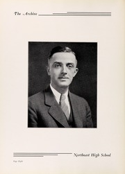 Page 12, 1934 Edition, Northeast High School - Record Yearbook (Philadelphia, PA) online yearbook collection