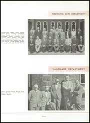 Page 15, 1955 Edition, Northeast High School - Record Yearbook (Philadelphia, PA) online yearbook collection