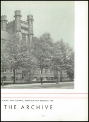 Page 7, 1955 Edition, Northeast High School - Record Yearbook (Philadelphia, PA) online yearbook collection