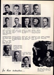 Page 13, 1952 Edition, Pennsbury High School - Pennsman Yearbook (Fairless Hills, PA) online yearbook collection