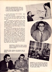 Page 11, 1953 Edition, Pennsbury High School - Pennsman Yearbook (Fairless Hills, PA) online yearbook collection
