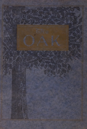 Upper Darby High School - Oak Yearbook (Upper Darby, PA) online yearbook collection, 1929 Edition, Page 1