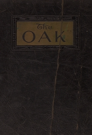 Page 1, 1930 Edition, Upper Darby High School - Oak Yearbook (Upper Darby, PA) online yearbook collection