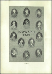 Page 10, 1930 Edition, Upper Darby High School - Oak Yearbook (Upper Darby, PA) online yearbook collection