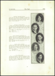 Page 17, 1931 Edition, Upper Darby High School - Oak Yearbook (Upper Darby, PA) online yearbook collection