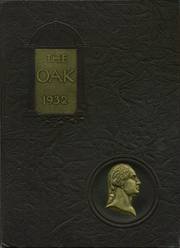 Upper Darby High School - Oak Yearbook (Upper Darby, PA) online yearbook collection, 1932 Edition, Page 1