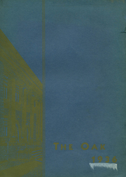 Page 1, 1936 Edition, Upper Darby High School - Oak Yearbook (Upper Darby, PA) online yearbook collection