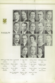 Page 15, 1936 Edition, Upper Darby High School - Oak Yearbook (Upper Darby, PA) online yearbook collection