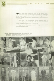 Page 16, 1936 Edition, Upper Darby High School - Oak Yearbook (Upper Darby, PA) online yearbook collection