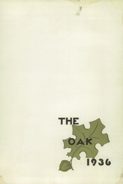 Page 3, 1936 Edition, Upper Darby High School - Oak Yearbook (Upper Darby, PA) online yearbook collection