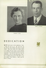 Page 7, 1936 Edition, Upper Darby High School - Oak Yearbook (Upper Darby, PA) online yearbook collection
