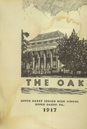 Page 3, 1937 Edition, Upper Darby High School - Oak Yearbook (Upper Darby, PA) online yearbook collection