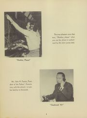 Page 10, 1939 Edition, Upper Darby High School - Oak Yearbook (Upper Darby, PA) online yearbook collection