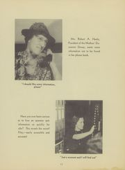 Page 15, 1939 Edition, Upper Darby High School - Oak Yearbook (Upper Darby, PA) online yearbook collection