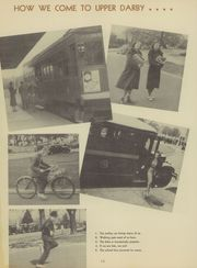 Page 16, 1939 Edition, Upper Darby High School - Oak Yearbook (Upper Darby, PA) online yearbook collection