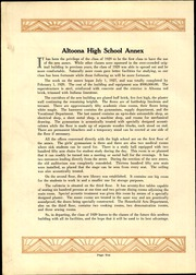 Page 14, 1929 Edition, Altoona High School - Horseshoe Yearbook (Altoona, PA) online yearbook collection